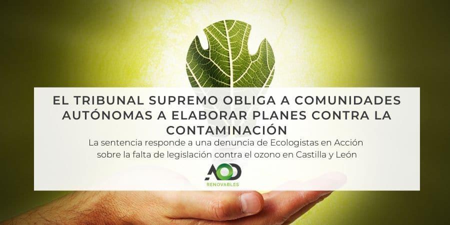 Comunidades deberán elaborar un plan contra la contaminación