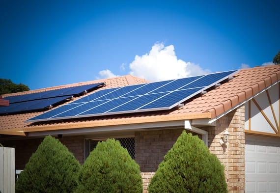 Instalacion fotovoltaica en una vivienda unifamiliar