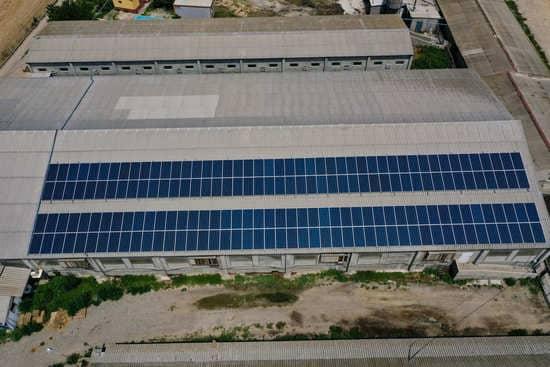 Instalación agropecuaria Lleida