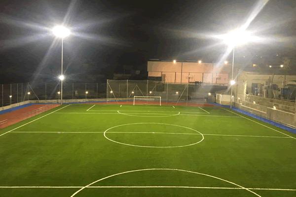 Iluminación deportiva led ejemplo 4