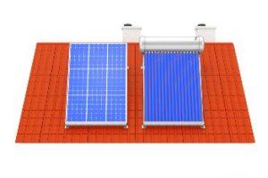 Energía solar térmica y fotovoltaica híbrida